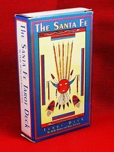 The Santa Fe Tarot Cards Deck by Holly Huber and Tracy LeCocq. Sealed. - $147.00