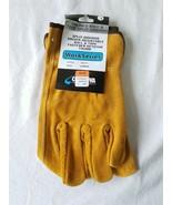 Workseries 78121 Cordova Split Cowhide Gloves - L - $2.92
