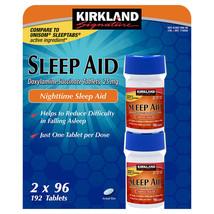 Kirkland Signature Sleep Aid, 192 Tablets - $26.99