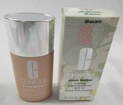 Clinique Even Better Makeup Broad Spectrum SPF 15 Latte 29  M-P 1 oz 30 ml - $34.64