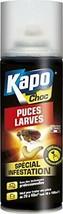 Kapo Aérosol à Diffusion Continue Puces/Larves 400 ML - $21.21