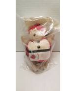 Boyds Bears Collection Chrissy Plump N Waddle Mrs Claus Plush Used With ... - $16.00