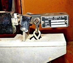 Antique Fairbanks-Morse 100 Pound Scale AB283A image 5