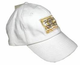 NEW LEVI'S RED TAB MEN'S PREMIUM CLASSIC COTTON BASEBALL HAT CAP ONE SIZE image 2