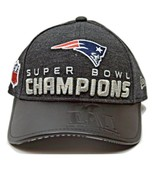 New England Patriots Adult New Era Super Bowl Champions Adjustable NFL Team Hat  - $23.70