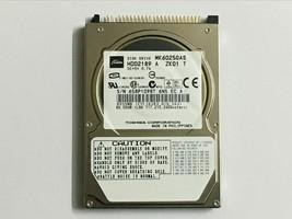 "Toshiba MK6025GAS  HDD2189 60GB, 4200RPM, 2.5"" IDE Internal Laptop Hard Drive - $12.56"