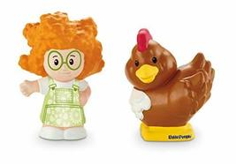 Fisher-Price Little People Sofie & Chicken - $22.72