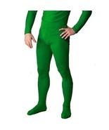 Mens Green Tights Costume Accessory Theater Super Hero Adult XLG Peter P... - $29.20