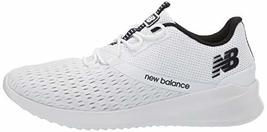 Balance Men's District Run V1 CUSH + Sneaker, white, 9 Medium US image 5