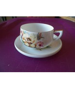 Lefton cup and saucer () 1 available - $4.90