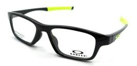 Oakley Rx Eyeglasses Frames OX8117-0250 50-17-143 Crosslink High Power Pol Black - $118.19