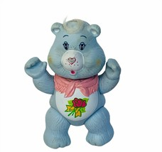 Care Bears 1984 toy action figure AGC vtg doll collectible Grams grandma flower - $23.12