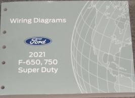 2021 Ford F-650 750 Super Duty Elektrisch Wiring Manuell Ewd Etm OEM - $19.60