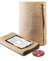 Burlap Table Runner - 14 Inch Wide x 50 Yards Long. No-Fray with Finished Edges.