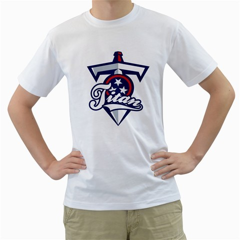 """Tennessee Titans Shirt """"Titans Spirit"""" Fits Your Apparel - $24.50"""