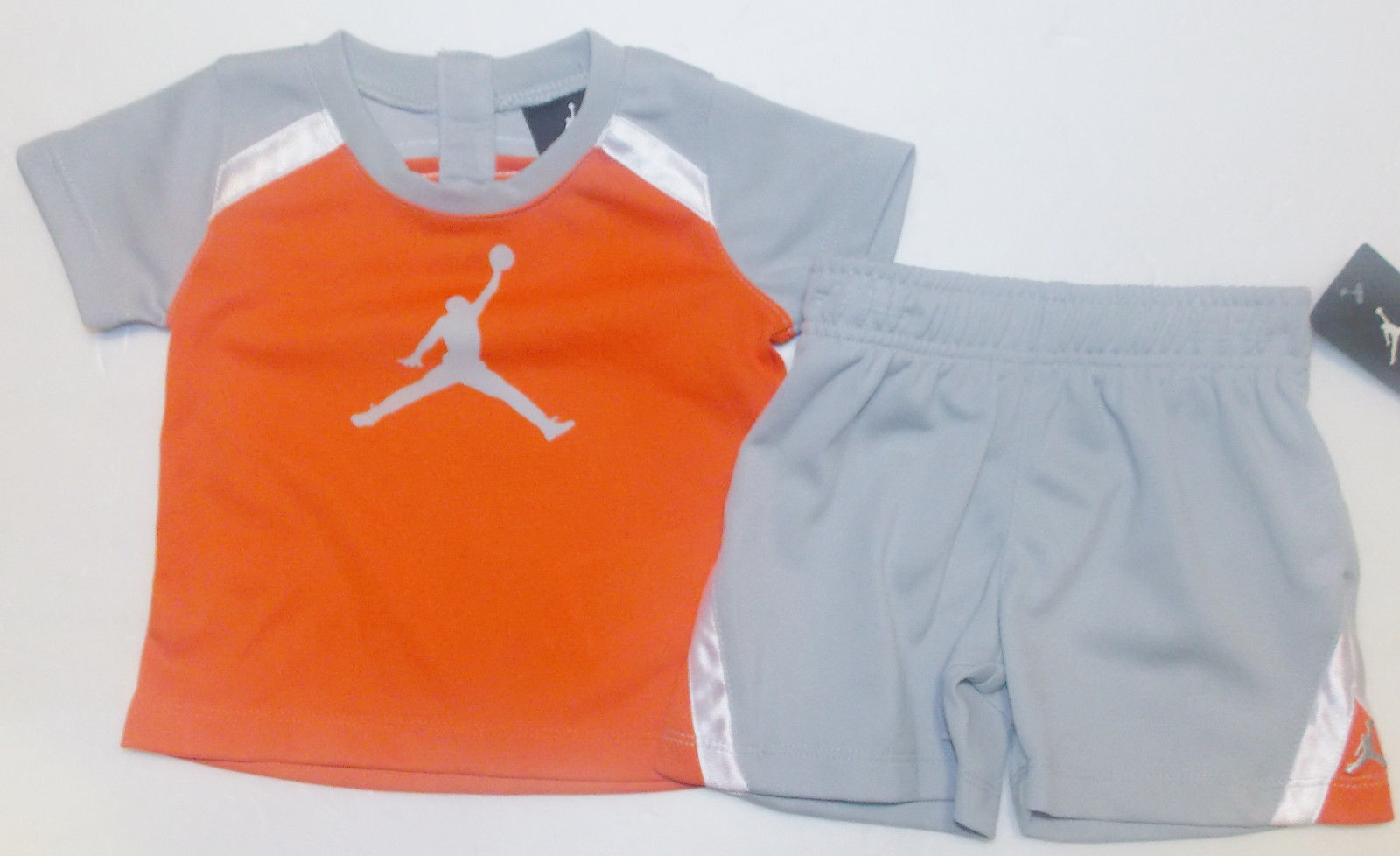 36c787981dc Air Jordan Infant Toddler Boys 2pc Shorts Outfit 2 Choices Sizes 6-9M or 3T