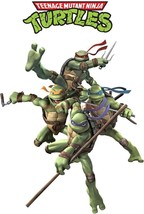 TMNT NINJA TURTLES Decal Removable WALL STICKER... - $14.99 - $29.99