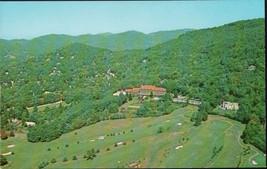 Air View of The Grove Park Inn & Motor Lodge Ashville North Carolina - $3.99