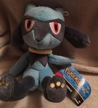 RIOLU Pokemon Plush Stuffed Toy Tomy 2016 USA Seller Pokemon Go - $17.98