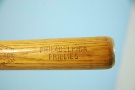 Vintage Adirondak N.Y. Philadelphia Phillies Mini Souvenir Baseball Bat ... - $29.65