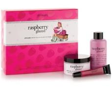 Philosophy Raspberry Glazed Trio Kit - $30.68