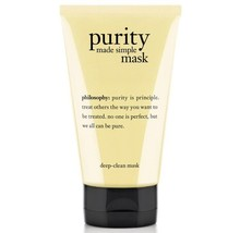 Philosophy Purity Made Simple Deep Clean Mask 6oz - $29.70