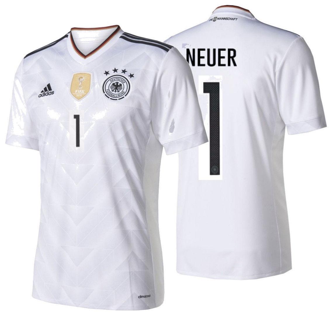 a88ca0c1b Adidas Manuel Neuer Germany Home Jersey Fifa and 50 similar items