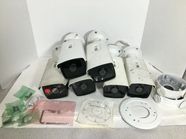 Lot 6 Alibi ALI-NS3024R 4MP WDR Outdoor Day Night Security IP Camera H.2... - $157.41