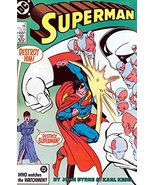 Superman 6: Who Watches the Watchmen? (June 1987) [Comic] [Jan 01, 1987]... - $1.95