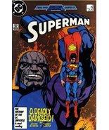 Superman #3 [Comic] [Jun 01, 1987] Byrne & Austin Crossover Legends Chap... - $3.00