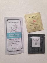 Korean Skincare Bag of Samples Tony Moly Innisfree Holika Holika - $48.00 - $49.99