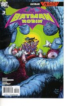 Batman and Robin #3 (Batman:Reborn - Part 3: Mommy Made Of Nails) [Comic... - $1.95