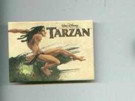 Disney TARZAN pinback button + comic book - $7.00