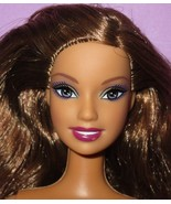 Barbie Hispanic Teresa Brunette Unusual Pretty Mattel Doll for OOAK or Play - $12.00