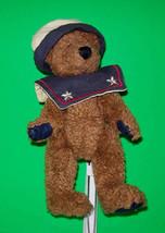 Boyd's Bears Worthington Fitzbruin Sailor Bear #912032 - $7.00