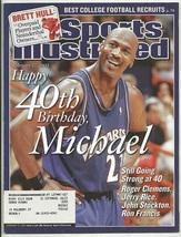 2003 Sports Illustrated Michael Jordan Detroit Red Wings Atlanta Braves ... - $2.95