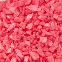 Rock Candy Crystals Strawberry, 5LBS - $36.62