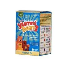 Hero Nutritionals Yummi Bears with Vitamin D-3 ... - $13.90