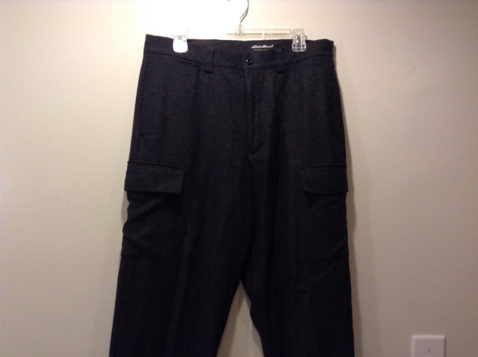 Eddie Bauer Dark Gray Lounge Pants Sz 34