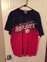 Boston Red Sox Man's Knit Shirt.   Size XL.   NWOT - $8.99