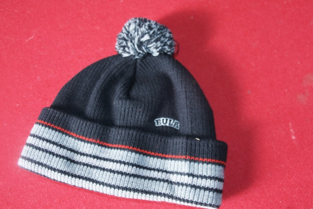 c2a910cb492 Bula Beanie - Black with Gray and Red and 12 similar items