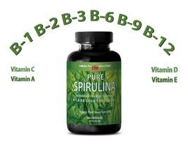 Eye Health SPIRULINA 500 mg Plant-Based Dietary Supplement (1 Bottle 60 ... - $13.06