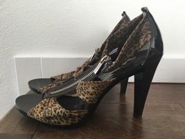 Women's Michael Kors Open Toe With Zipper High ... - $18.50