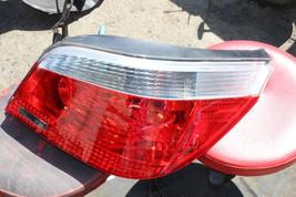 2006-10 Bmw E60 525i Rh Rear Right Tail Light Brake Stop Lamp V1004 - $137.20