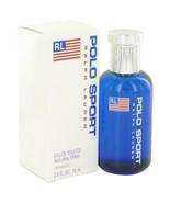 POLO SPORT by Ralph Lauren Eau De Toilette Spray 2.5 oz - $67.95
