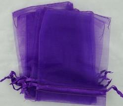AA3: 12.5cm x 18cm Organza Bags Wedding Favor Gift Candy Drawstring Bag1... - $6.98