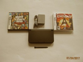 Nintendo new 3ds xl gray grand theft endwar thumb200