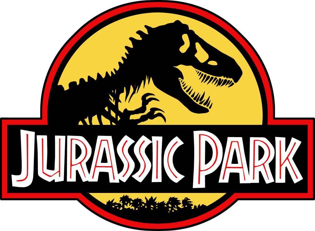 Jurassic park decal wall window door sticker home decor for Best 20 jurassic park wall decal