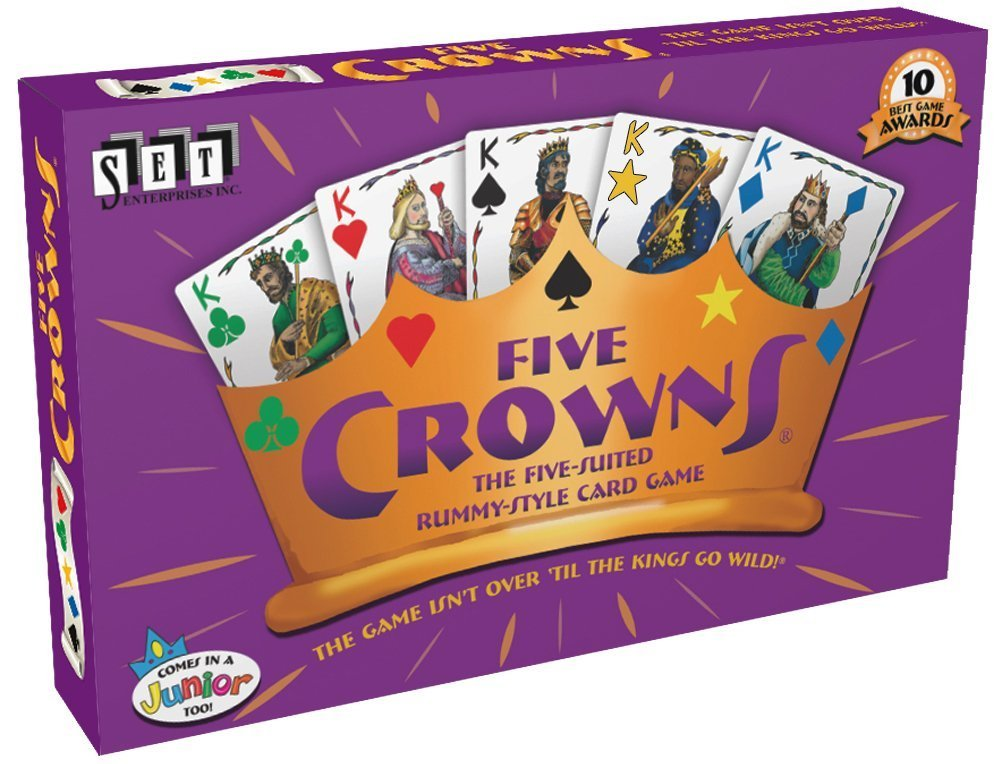 Primary image for Five Crowns Card Game