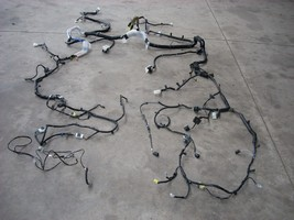 2013 MAZDA 3 HATCHBACK REAR BODY WIRING HARNESS BES5-67050A OEM  image 2